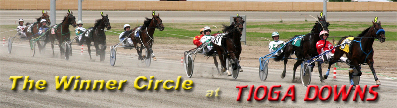 Tioga Downs Win